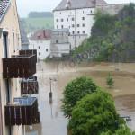 Hochwasser in Passau Juni 2013 - Inundatii in Passau Iunie 2013 - www.credinta-ortodoxa.com