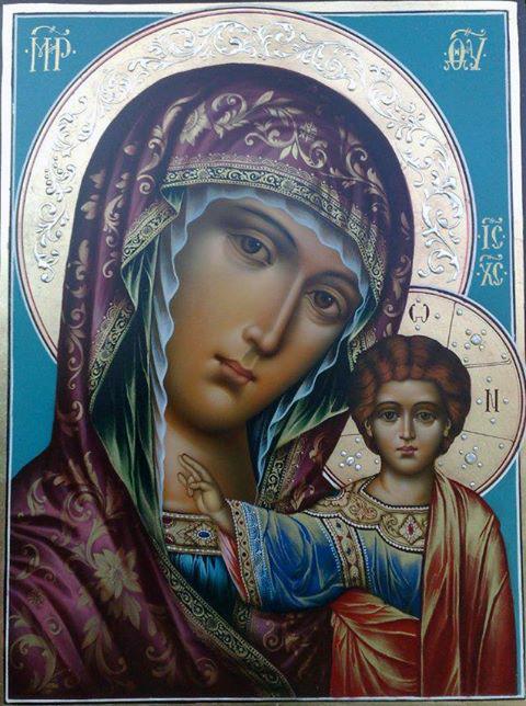 Maica Domnului - www.credinta-ortodoxa.com