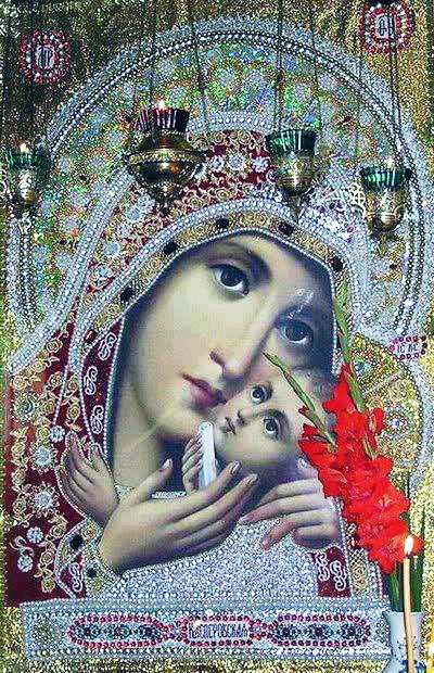 Maica Domnului, Preasfanta Nascatoare de Dumnezeu