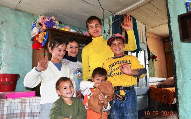 Cei 7 orfanii din Agnita *  www.credinta-ortodoxa.com