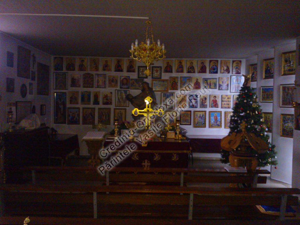 Policandru in Biserica Ortodoxa Romana din Straubing - Acum avem mai multa lumina! * www.credinta-ortodoxa.com