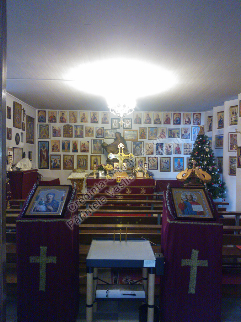 Policandru in Biserica Ortodoxa Romana din Straubing - Acum avem lumina! * www.credinta-ortodoxa.com (2)