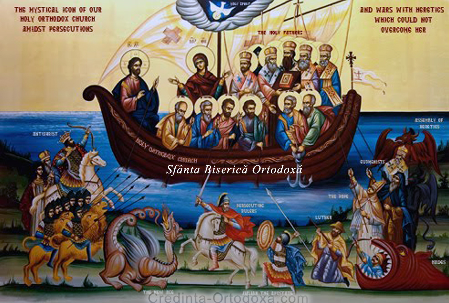 Invatatura despre Sfanta Biserica * www.credinta-ortodoxa.com