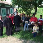 """Proiectul """"Bucuria de a dărui"""" inițiat de Biserica Ortodoxa Romana Straubing * www.credinta-ortodoxa.com"""