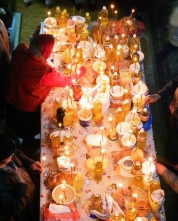 Taina Sfantului Maslu * www.credinta-ortodoxa.com