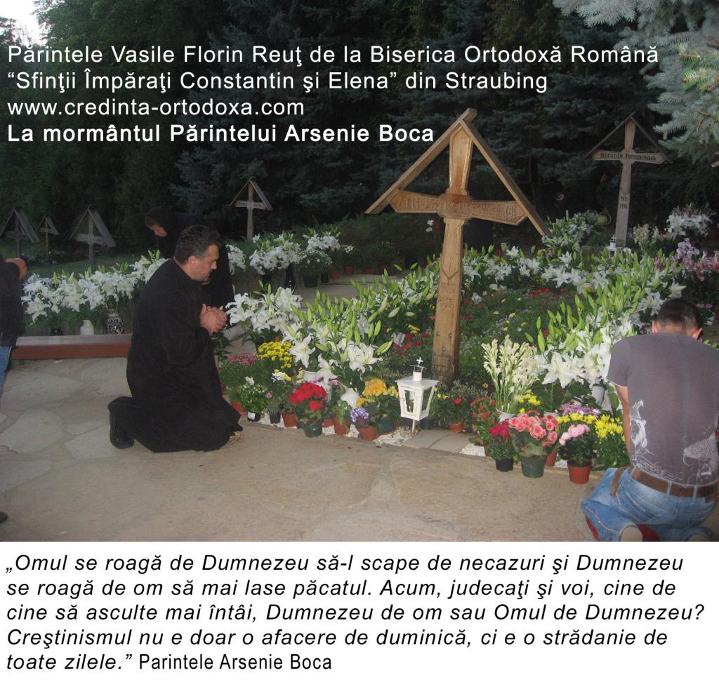 Ce inseamna sa fii credincios crestin ortodox – ne spune Parintele Arsenie Boca * www.credinta-ortodoxa.com