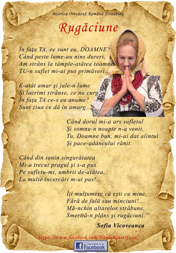 Rugaciune Sofia Vicoveanca * www.credinta-ortodoxa.com