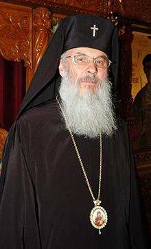 Seine Eminenz Metropolit Dr. Serafim Joanta, Erzbischof und Metropolit für Deutschland und Zentraleuropa