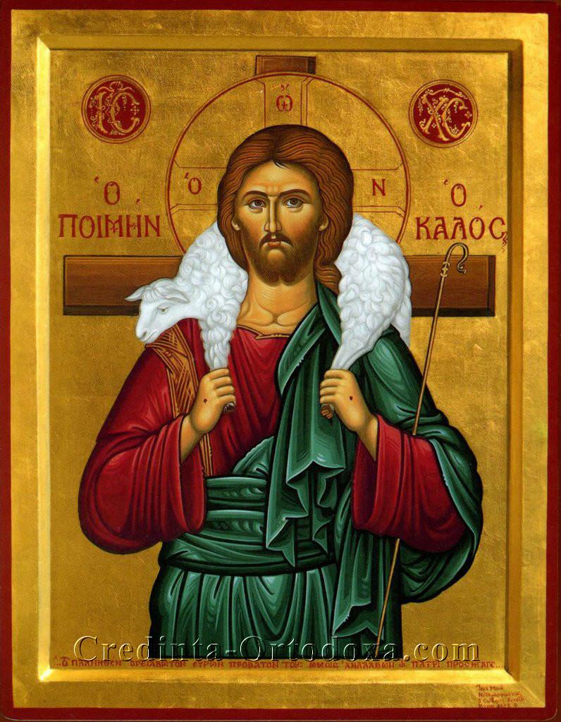 Blandul Pastor - Mantuitorul nostru Iisus Hristos