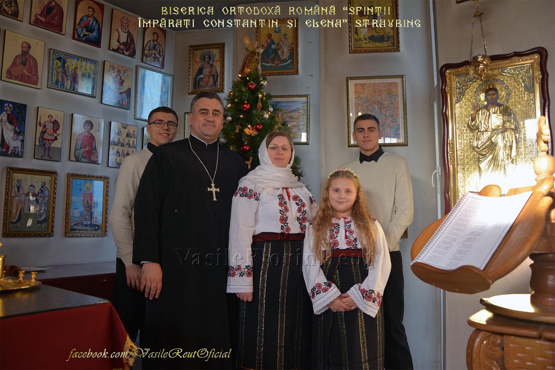 """Familia Reuţ Vă doreşte tuturor """"La Mulţi Şi Fericiţi Ani Binecuvântaţi!"""""""