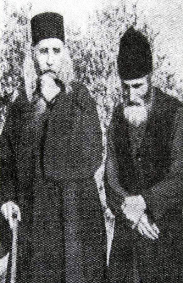 Sfântul Paisie Aghioritul şi Părintele Arhimandrit Cleopa Ilie