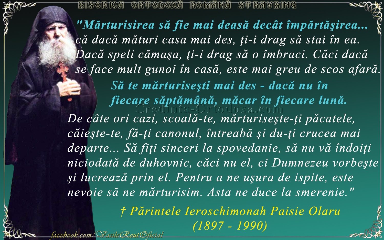 Părintele Ieroschimonah Paisie Olaru