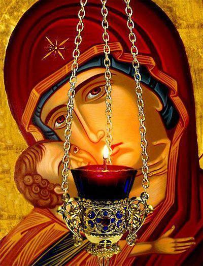 Maica Domnului cu Pruncul Iisus