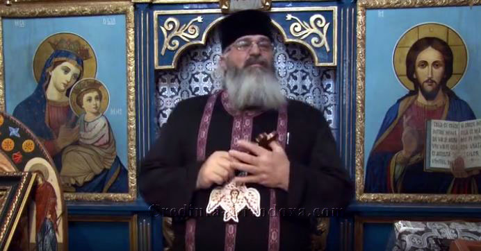 Părintele Calistrat Chifan