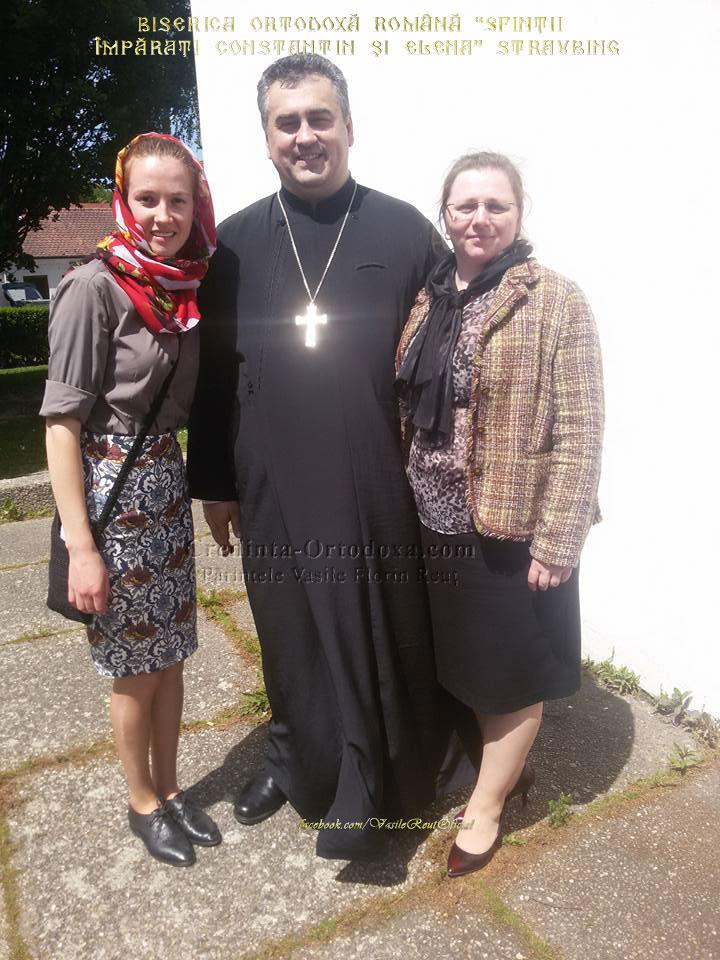 Hramul Parohiei Sfinţii Împăraţi Constantin şi Elena din Straubing: 21-22 Mai 2016