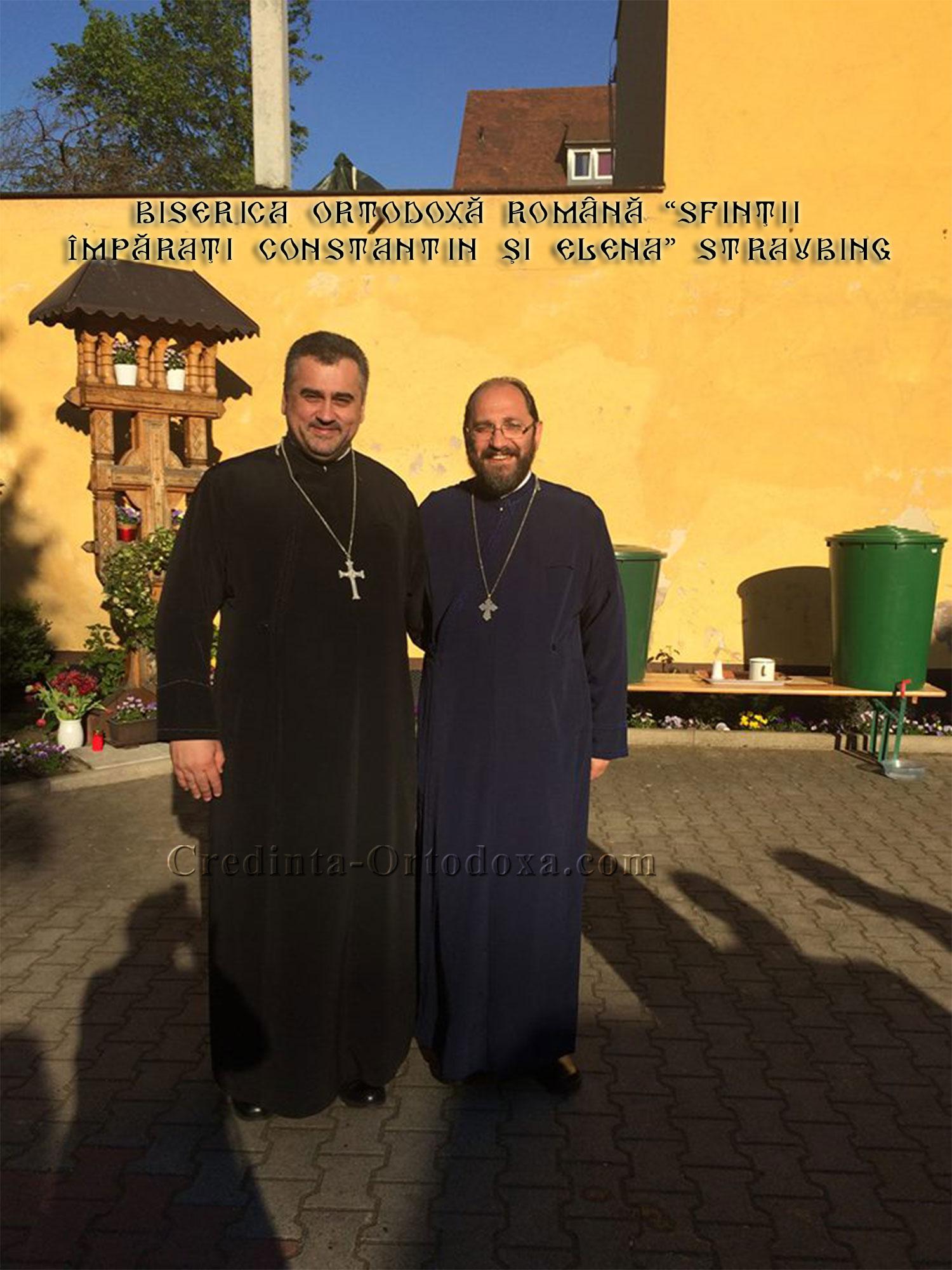 Întâlnire de suflet cu un vechi prieten: Părintele Constantin Necula