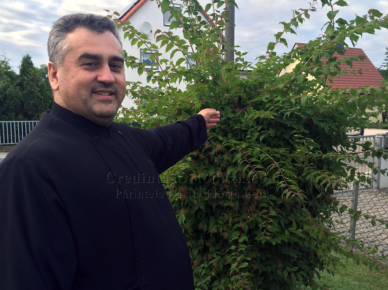 Părintele Vasile Florin Reuţ