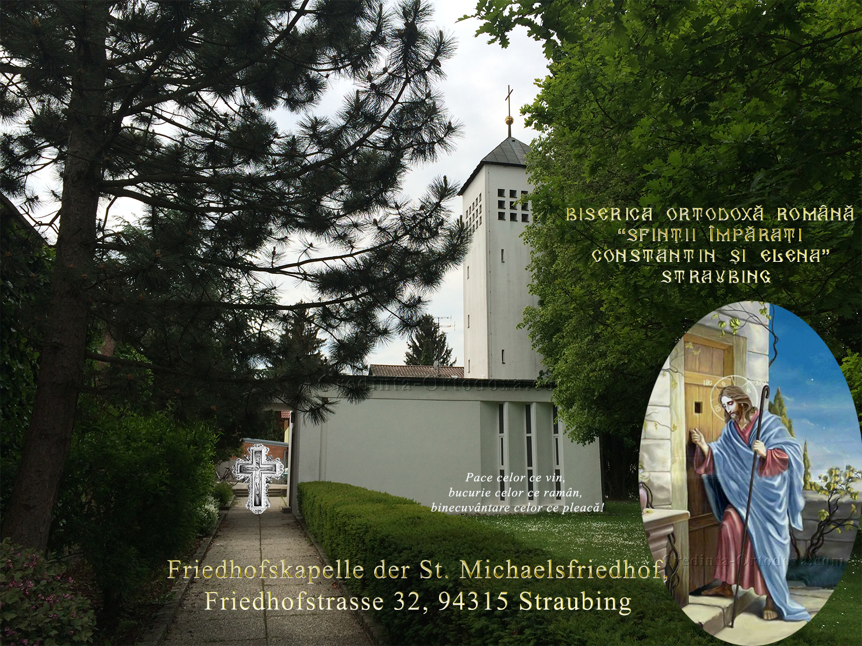 Capela Bisericii Ortodoxe Române din Straubing