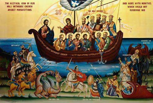 Corabia lui Hristos - Sfânta Biserică Ortodoxă