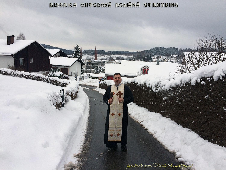 Bucuria de a păstra Credinţa şi Tradiţia Strămoşească: În vizită pastorală de Bobotează la credincioşii din parohia noastră