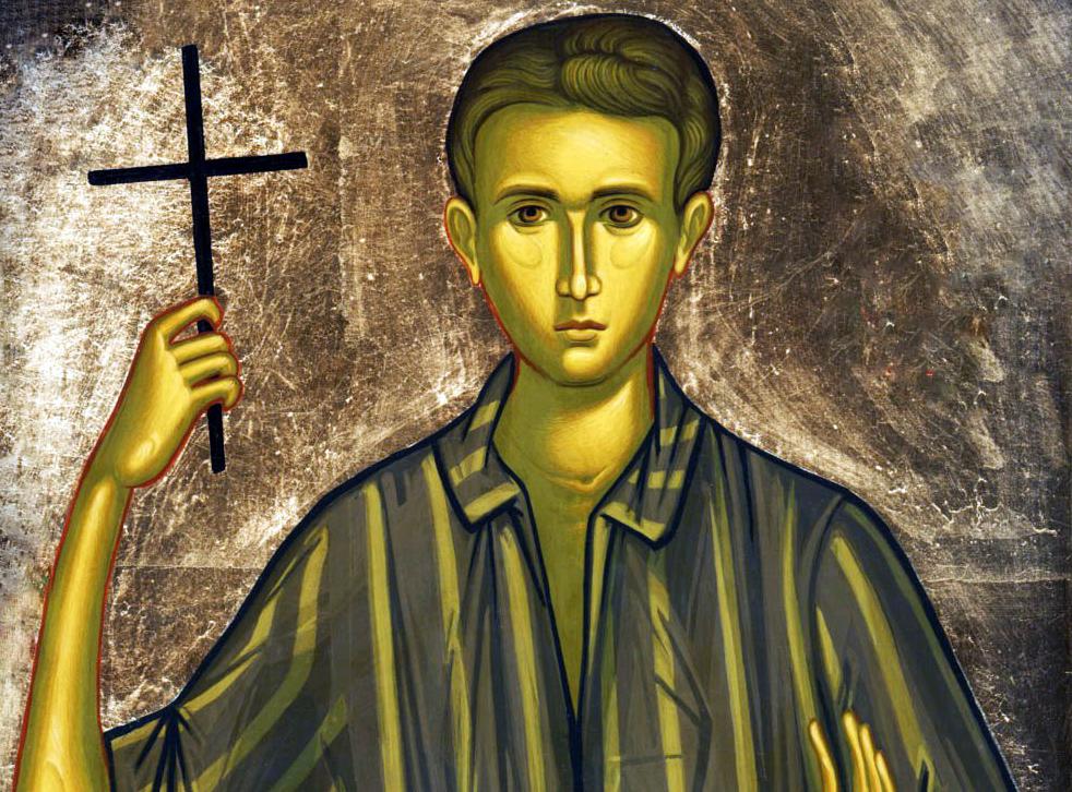 """""""Căutaţi să vă apropiaţi sincer de Hristos şi lăsaţi lumea, cu păcatele ei, în pace"""" - Valeriu Gafencu"""