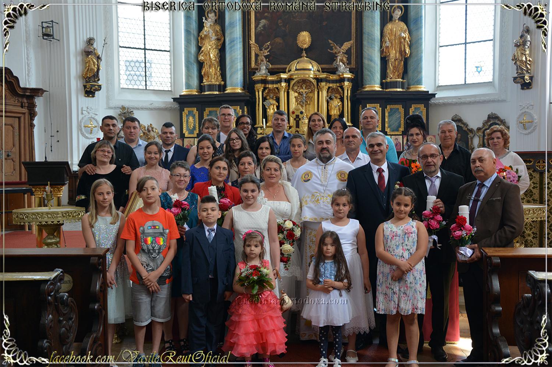Binecuvintează Doamne Nunta aceasta – Taina Sfintei Cununii la familia Todoran Dumitru Nicolae şi Doina Iuliana