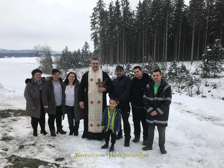 Vizita Pastorală de Bobotează