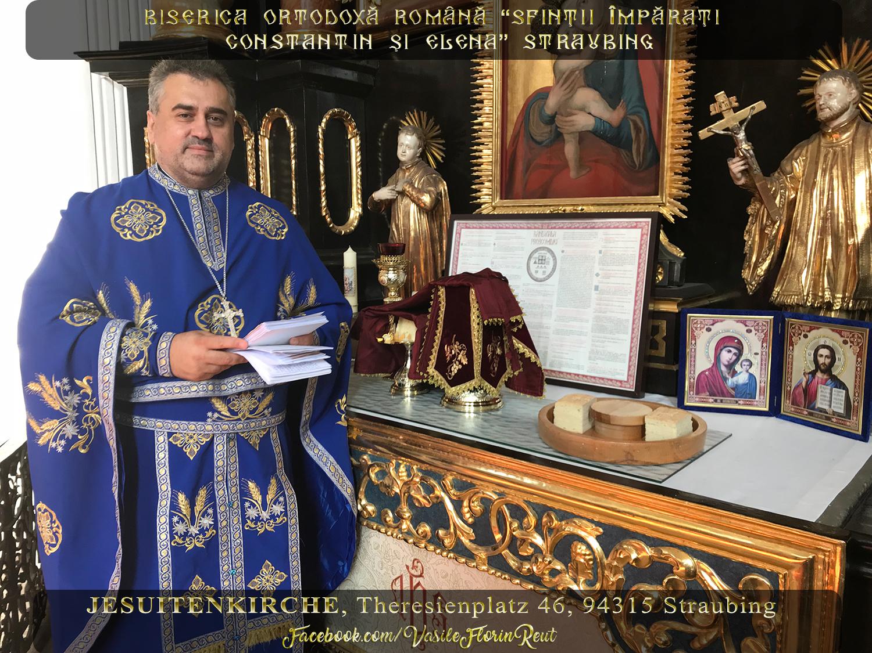 Pomelnic la Sfânta Liturghie